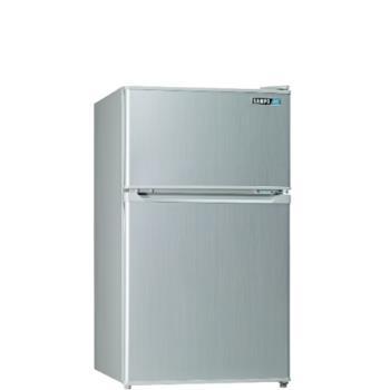 SAMPO 聲寶100公升一級能效定頻雙門冰箱SR-A10G