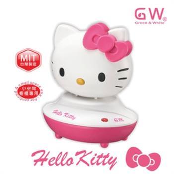 GW水玻璃 Hello Kitty分離式除濕機組2件組【聯名商品】