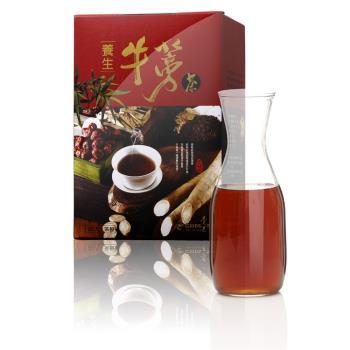 [青玉牛蒡茶] 養生牛蒡茶包 (15Gx20包/1盒)