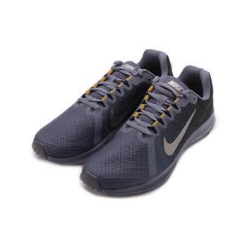NIKE DOWNSHIFTER 8 輕量跑鞋 炭鑞灰 908984-011 男鞋 (1111)