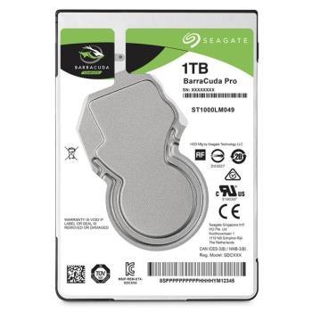 Seagate新梭魚BarraCuda Pro 1TB 2.5吋 7200轉硬碟 (ST1000LM049)