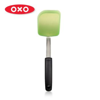 【OXO】矽膠餅乾鏟-巴西里