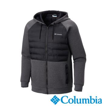Columbia哥倫比亞 男款-防潑快排連帽外套 UAE05200