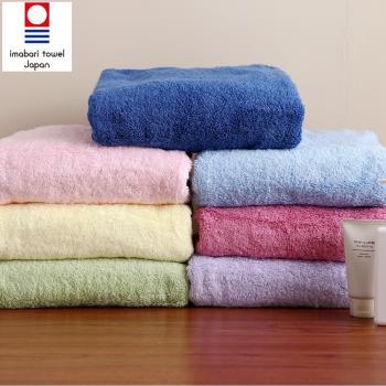 藤高今治 日本銷售第一100%純棉今治認證素色浴巾/毛巾禮盒組