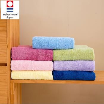 藤高今治 日本銷售第一100%純棉今治認證素色浴巾