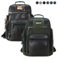 TUMI ALPHA BRAVO SHEPPARD簡約後背包(適用15吋筆電)-多色選