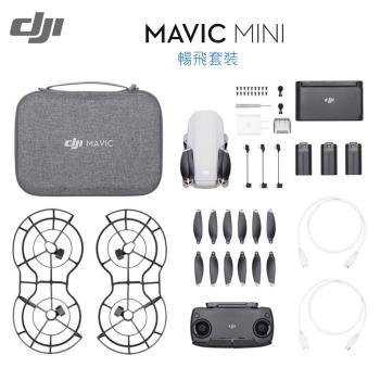 DJI Mavic Mini 暢飛套裝 (公司貨)