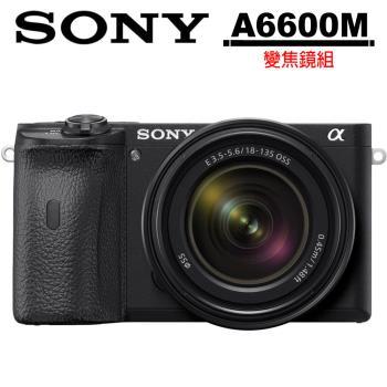 SONY A6600 + 18-135mm (A6600M) (公司貨)