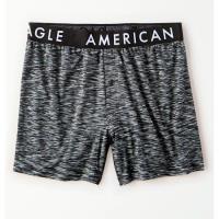 American Eagle 2019男時尚Dino炭色鈕扣四角內著3件組