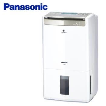 Panasonic國際牌 1級能效 12L nanoe微電腦除濕機 F-Y24GX (庫)
