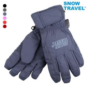 [SNOW TRAVEL]AR-ONE英國TPU白鵝羽絨防水保暖手套日本輕井澤紀念版(女款選M-男款選L)