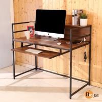 BuyJM 簡約時尚120CM電腦桌/書桌/工作桌/兩色可選