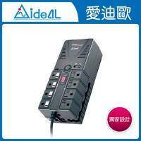 【愛迪歐IDEAL】最佳穩壓小幫手 穩壓器《PS-1200》AVR