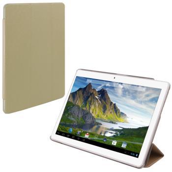 金屬噴砂可立式10.1吋平板電腦保護殼 (適用SuperPad/IS愛思)