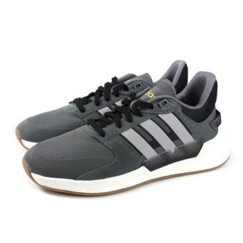 adidas RUN90S 運動鞋 跑鞋 灰色 男鞋 EF0193 no759