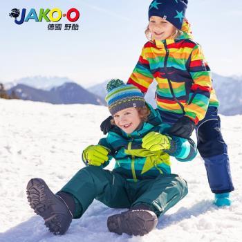 【JAKO-O德國野酷】經典星星雪衣外套(兒童滑雪雪衣)