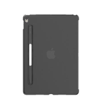 Switcheasy CoverBuddy for iPad Air(2019)  ipad Pro(2017)10.5吋夥伴系列-黑色/透明/實灰