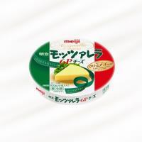 【即期品-買一送一】明治莫札瑞拉乾酪派共12盒(100g/盒/6P)