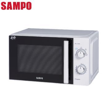 SAMPO聲寶 20L機械式微波爐 RE-J820TR(福利品)