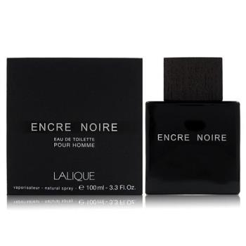 LALIQUE 萊儷 Encre Noire 黑澤男性淡香水100ml