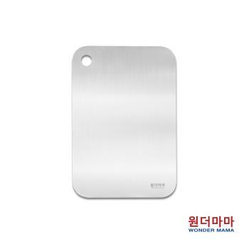 WONDER MAMA頂級316不鏽鋼抗菌解凍砧板(大)