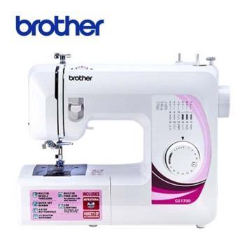 開學季日本[brother] GS-1700實用型縫紉機