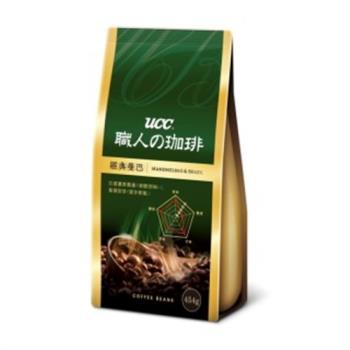 UCC 經典曼巴咖啡豆454g(獨特煙燻香氣)