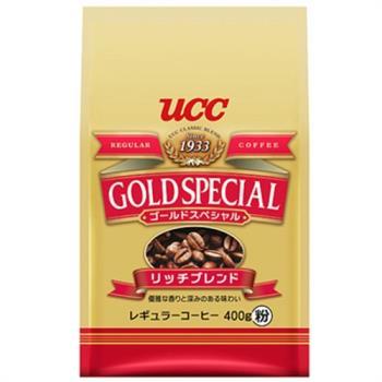 【UCC】金質香醇綜合研磨咖啡粉400g(日本人氣商品)