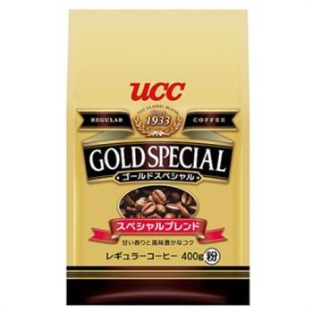 【UCC】金質精選綜合研磨咖啡粉400g(日本人氣商品)