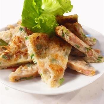 蔣哥推薦香酥好料理泰式月亮蝦餅