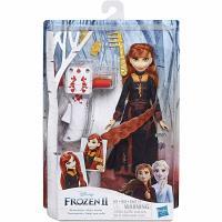 Disney迪士尼 Frozen 冰雪奇緣2 公主裝扮頭髮遊戲組 - 安娜