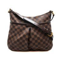 【Louis Vuitton】展示品 棋盤格拉鍊斜背包 (N42251-咖)