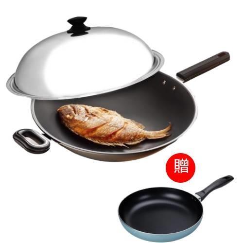 鍋寶黑珍珠炒鍋萬用限定組/