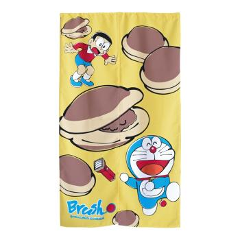 哆啦A夢Doraemon長門簾-我愛銅鑼燒W85xH150cm