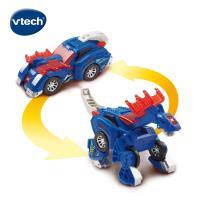 【Vtech】聲光變形恐龍車-阿馬加龍-艾伯納