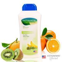 美國Intimate茵她美保濕潤膚乳液/維他命A+E590ml