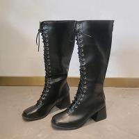 (預購)Alice 帥氣顯瘦長筒靴子