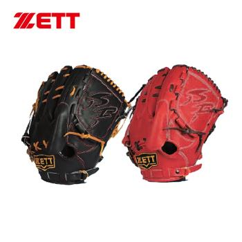 ZETT 高級硬式金標全指手套 12吋 投手用 BPGT-211