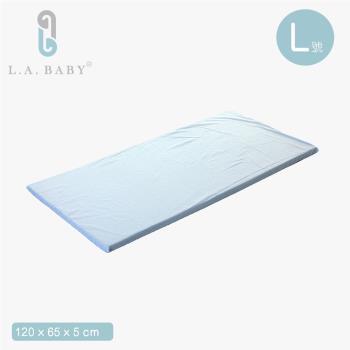 【L.A. Baby】天然乳膠床墊大床-三色布套(床墊厚度5-L)