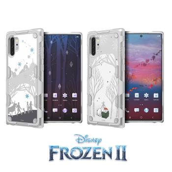 SAMSUNG GALAXY Note10+ 原廠智慧背蓋 冰雪奇緣2 (台灣公司貨)