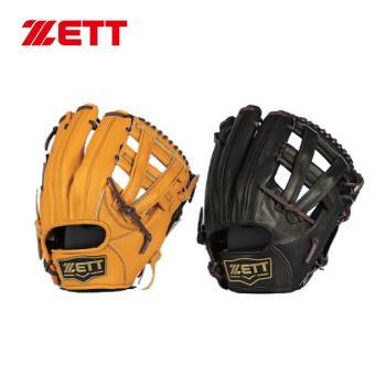 ZETT 36系列棒球全牛手套 11.5吋 內野手用 BPGT-3606