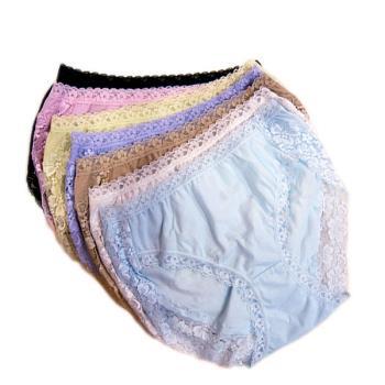 【華歌爾】心情低腰無痕內褲七件組(M-LL號/7色)