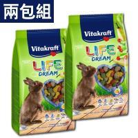 德國Vitakraft - 夢幻兔飼料 1.8kg/包-兩包組(兔飼料 夢幻兔飼料)