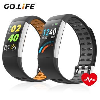 GOLiFE Care U 多功能智慧運動心率手環