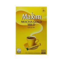韓國Maxim摩卡三合一咖啡隨身包2盒(12g*100入*2盒)