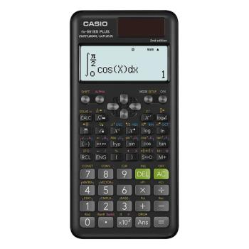 CASIO卡西歐-10+2位數工程計算機/FX-991ES PLUSII