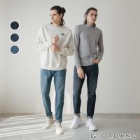 GIORDANO 男裝基本款中腰錐形牛仔褲  (多色任選)