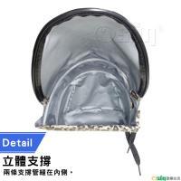 Osun-MIT防水防風防曬立體機車手把套(經典格紋-CE229)