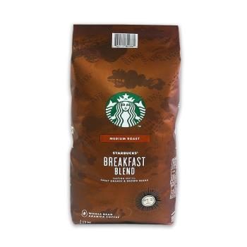 STARBUCKS星巴克 咖啡豆3種口味任選(早餐/派克/黃金)-2包/組