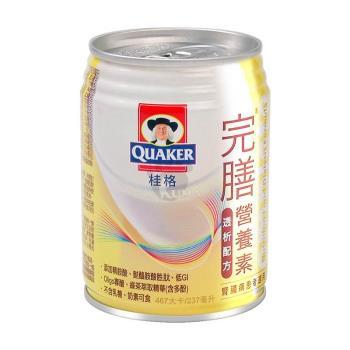 桂格完膳營養素透析配方 237ml*24入/箱